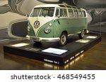 wolfsburg  germany   april 15 ... | Shutterstock . vector #468549455