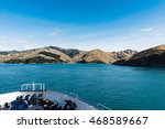 view of south island  new... | Shutterstock . vector #468589667