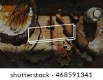 badge label name stamp... | Shutterstock . vector #468591341