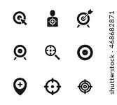 target vector icons. simple...
