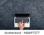 laptop  notebook computer | Shutterstock . vector #468697277