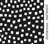 brush seamless pattern.vector... | Shutterstock .eps vector #468760319