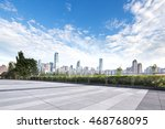 cityscape and skyline of... | Shutterstock . vector #468768095