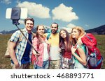 technology  travel  tourism ... | Shutterstock . vector #468893771