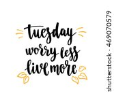 week days motivation quotes.... | Shutterstock .eps vector #469070579