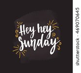 week days motivation quotes.... | Shutterstock .eps vector #469070645