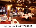 beautiful brand new european... | Shutterstock . vector #469084817