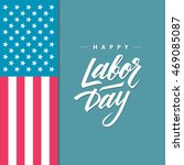 Happy Labor Day Greeting Card...