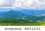 picturesque carpathian... | Shutterstock . vector #469112111