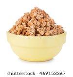 breakfast cereal close up... | Shutterstock . vector #469153367