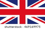 uk flag | Shutterstock .eps vector #469169975