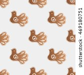 drawing of a seamless pattern... | Shutterstock .eps vector #469180751