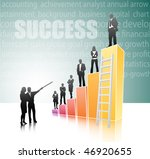 business concept | Shutterstock .eps vector #46920655