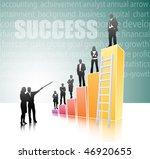 business concept | Shutterstock .eps vector #46920655