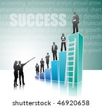 business concept | Shutterstock .eps vector #46920658