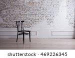 room minimalism  background...   Shutterstock . vector #469226345