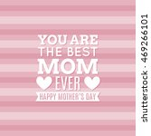 mother day background | Shutterstock .eps vector #469266101