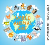 Banner World Animal Day With...
