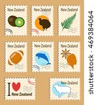 vector image stamps   new...   Shutterstock .eps vector #469384064
