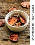 Small photo of Dry Beal (Aegle marmelos )