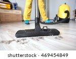 person in professional uniform... | Shutterstock . vector #469454849