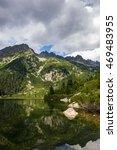 high tatras  | Shutterstock . vector #469483955