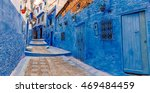 Famous Blue City Of Chefchaoue...