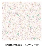 Stock vector seamless pattern vector 46949749