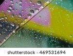 drops on glass | Shutterstock . vector #469531694