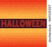 halloween gradient background... | Shutterstock .eps vector #469535207