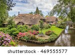 Farms With Thatched Roofs In...