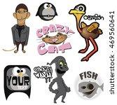 vector illustration set of...   Shutterstock .eps vector #469560641
