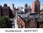 new york streets | Shutterstock . vector #46957357