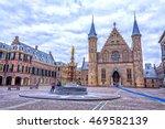 Binnenhof Palace  Place Of...