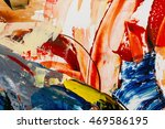 painted abstract background | Shutterstock . vector #469586195