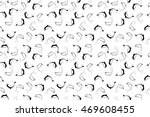 abstract black and white... | Shutterstock . vector #469608455
