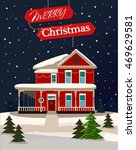 vector image of holiday... | Shutterstock .eps vector #469629581