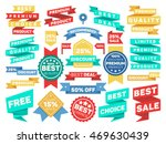 vintage label banner tag... | Shutterstock .eps vector #469630439