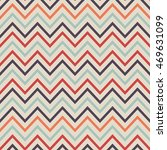 seamless wavy stripes background | Shutterstock .eps vector #469631099