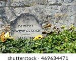 Auvers Sur Oise  France   July...