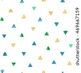 seamless pattern with bright... | Shutterstock .eps vector #469667159