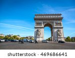 paris  france   september 29th... | Shutterstock . vector #469686641