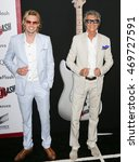 Small photo of NEW YORK-AUG 3: Actor/dancer Tommy Tune (R) attends the 'Ricki And The Flash' New York premiere at AMC Lincoln Square Theater on August 3, 2015 in New York City.