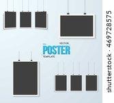 illustration of vector poster... | Shutterstock .eps vector #469728575