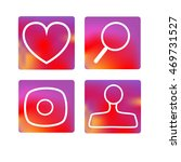 icon in the application...   Shutterstock .eps vector #469731527