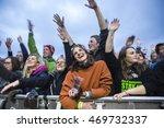 traena  norway   july 08  2016  ... | Shutterstock . vector #469732337