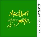 sports pictogram | Shutterstock .eps vector #469743527