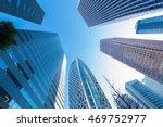 urban landscape of shinjuku ku  ... | Shutterstock . vector #469752977