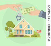 Buying A House. Real Estate An...
