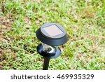 Solar Power Garden Light Lamp